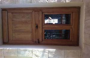 porte d39entree bois massif chene vitree avec grille fer forge With porte d entrée pvc avec meuble salle de bain bois 2 vasques