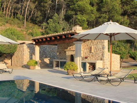 Mediterrane Gartenhäuser gartenhaus toskana stil elledecor
