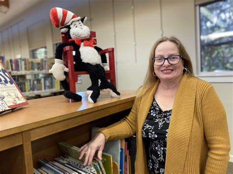 Children's librarian gets excited about imagination - News ...