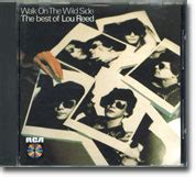 Walk On The Side The Best Of Lou Reed Lou Reed Cd Compilations