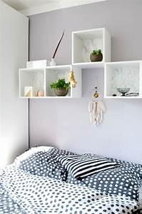 Ikea Regal Wandregal : edle diy wandregale im marmorlook handmade kultur ~ Lizthompson.info Haus und Dekorationen