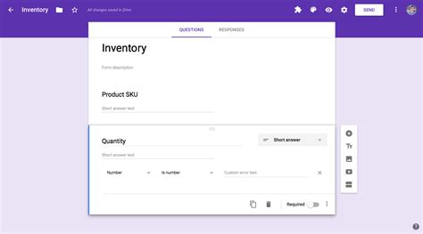 google forms for inventory how to manage inventory in google sheets with google forms
