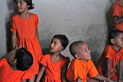 Bangladesh Swimming Drowning Teaching Children Pulitzercenter