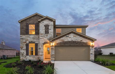 homes yowell ranch killeen centex home builders