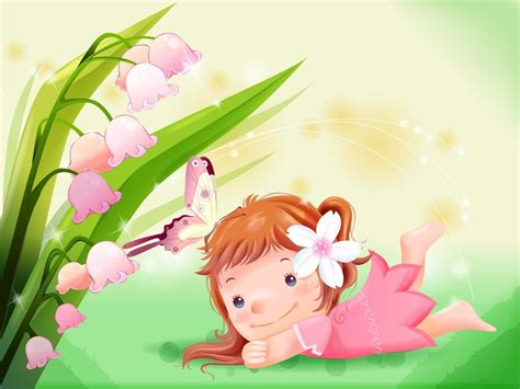 Animated Girly Wallpapers - wallpapers for 46 images