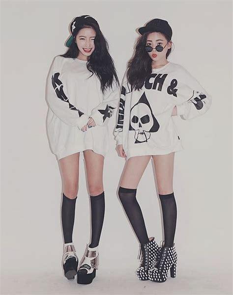 Korean Hip Hop Fashion Style | www.imgkid.com - The Image Kid Has It!