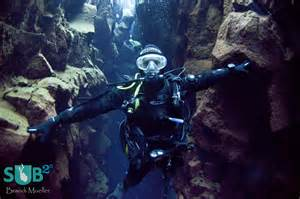 Diving Between Tectonic Plates Iceland