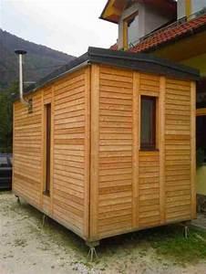 Wohnwagen Anbau Aus Holz : mobile wohncontainer aus holz wohnwagen wohnmobile ~ Markanthonyermac.com Haus und Dekorationen