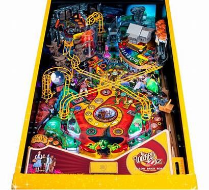 Pinball Wizard Oz Yellow Brick Road Edition