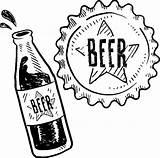 Beer Coloring Pages Bottle Delicious Printable Print Getdrawings Getcolorings Tocolor sketch template