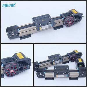 X Linear Rail Small Size Manual Linear Motion Linear