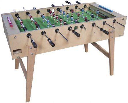 build   foosball table baby foot table  construire