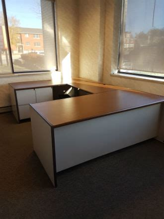used office furniture kitchener steelcase u shape suite 1 kitchener waterloo used office