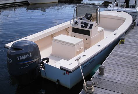 Jones Brothers Boats sold 2005 20ft jones brothers lt cape fisherman for sale