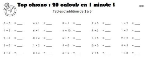 calcul mental tables de multiplication g 233 n 233 rateurs de tests de tables charivari 224 l 233 cole