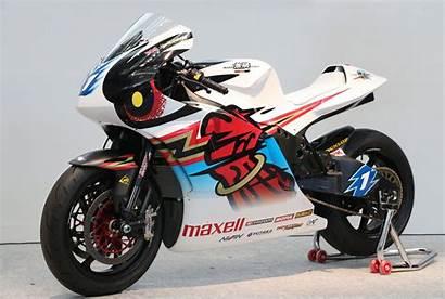 Yon Mugen Electric Shinden Superbike Motorcycles Desktop