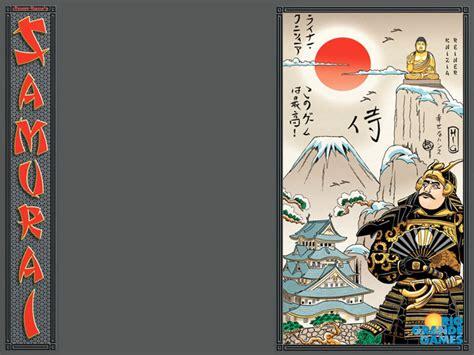 samurai frisur anleitung samurai spiel anleitung und bewertung auf alle brettspiele bei spielen de