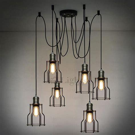 large industrial chandelier vintage 6 light industrial chandelier lighting loft