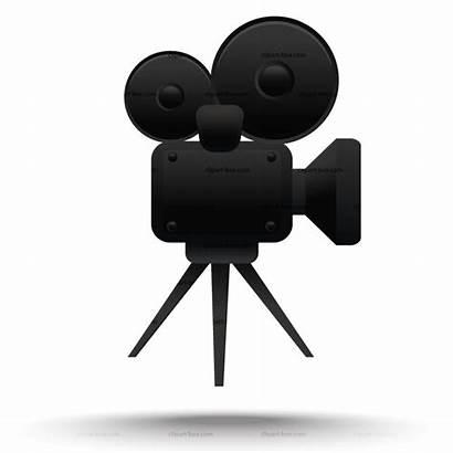 Camera Clip Clipart Tv Film Cinema Hollywood