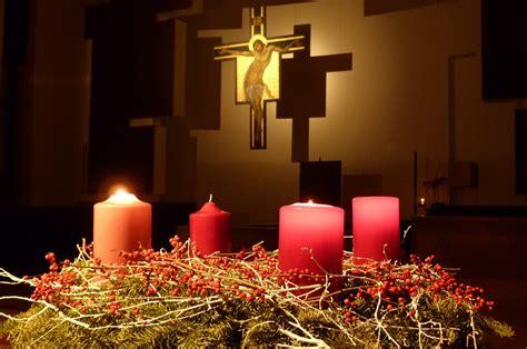 candele per l avvento avvento tempo di attesa operosa il ponte