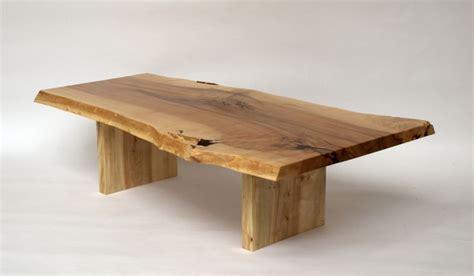 cws  edge sugar maple coffee table  base