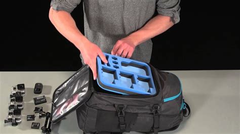 thule legend gopro backpack youtube