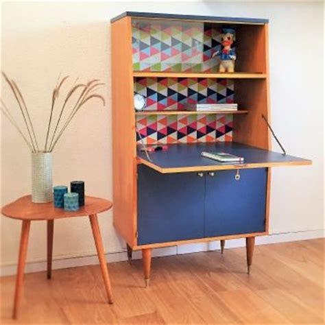 furniture anos 60 and bureau vintage on pinterest