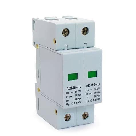 surge protector breaker circuit arrester rail mcb din type mountable manufacturer