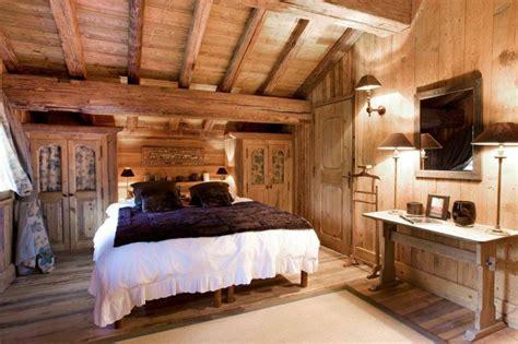 deco chambre bois décoration chambre bois montagne exemples d 39 aménagements