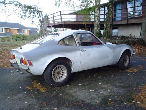 4x4buck 1970 Opel Gt Specs, Photos, Modification Info At