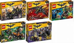 Wave II of the Lego Batman MOvie Sets Official Box Art ...