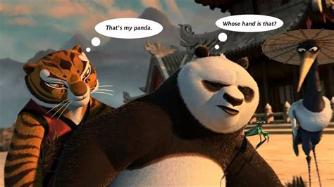The Life Of Po And Tigress