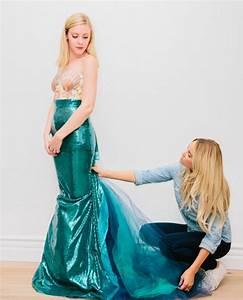 Meerjungfrau Kostüm Selber Machen : meerjungfrau kost m 11 ideen f r erwachsene und kinder zum fasching ~ Frokenaadalensverden.com Haus und Dekorationen