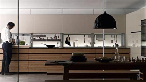 Artematica Olmo Tattile Kitchen by Valcucine