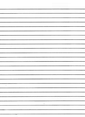 lined notebook paper overlay   digital