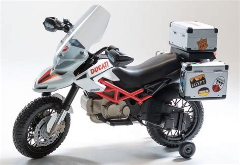 motorrad für kinder ab 12 jahre peg p 233 rego elektrofahrzeug f 252 r kinder motorrad 187 ducati hyper cross 12v 171 kaufen otto