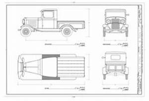 Mercedes-Benz 170V Pickup blueprint PLANOS COCHES