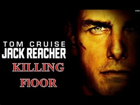 jack reacher killing floor 1998 book review youtube