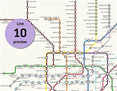 Line Shanghai Metro Map Facts East Stations