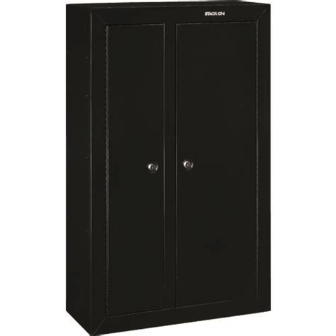 Stack On Security Cabinet 10 Gun by Stack On 10 Gun Door Security Cabinet Academy