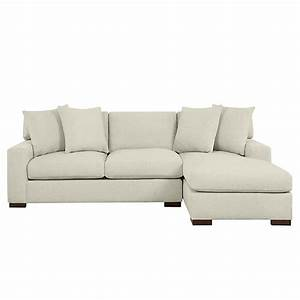 Del mar sectional sofa chaise z gallerie for Z gallerie sectional sofa
