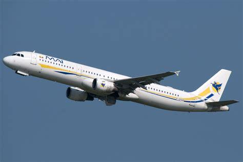Spotter-Reports: MAI - Myanmar Airways International A321 ...