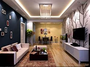 pop ceiling decor in living room with simple designs With designs for small living rooms