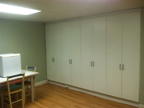 Storage Cabinets For Basement by Storage Cabinets