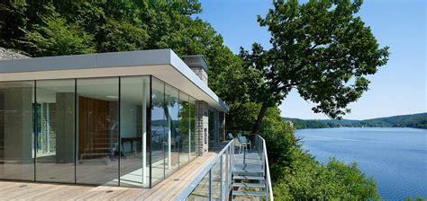 Moderne Häuser Am See by 0088 Ferienhaus Haus Am See Lhvh Architekten