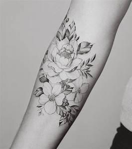 Tatouage Avant Bras Femme Fleur : tatouage femme avant bras fleur de lotus kolorisse developpement ~ Farleysfitness.com Idées de Décoration