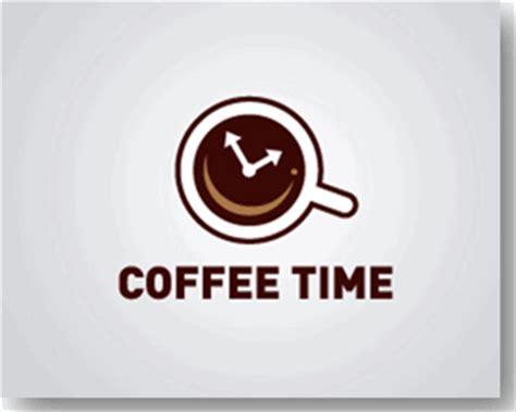creative cup shaped coffee cafe logos