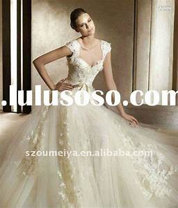 collections of bridal gowns with beaded sleeves bridal With beaded cap sleeve wedding dress