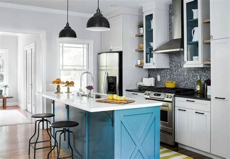 colores  la cocina   tendencias  imagenes