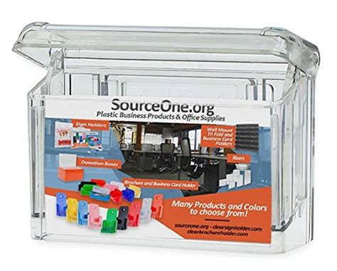 Source One Premium Outdoor Business Card Holder Peel And Business Cards Printing Long Beach Card Print Shop Melbourne Nyc Plan Sample Video Hornsby Holder Hello Limerick